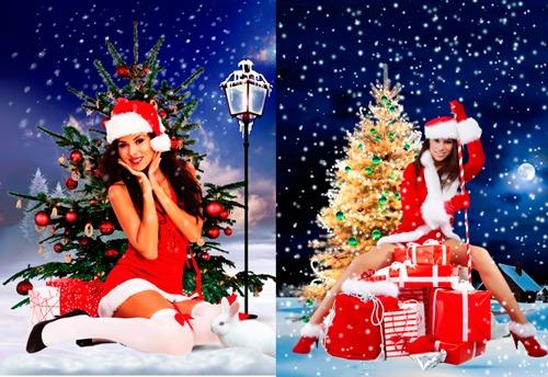 Сценарий к Новому году «Разбойники и Снегурочка»