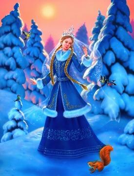Сценарий новогоднего праздника «Превращение Снегурочки»