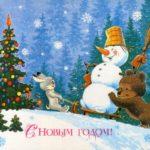 Подарки для Деда Мороза — Сценарий новогоднего утренника в стихах для детей 4-6 лет