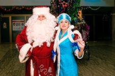 Поздравления ребенку - Дед Мороз на дом (сценарий)